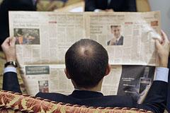 Законопроект об ограничении доли зарубежных акционеров в СМИ принят в первом чтении