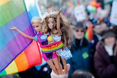 КС не нашел в законе о гей-пропаганде ограничений прав секс-меньшинств