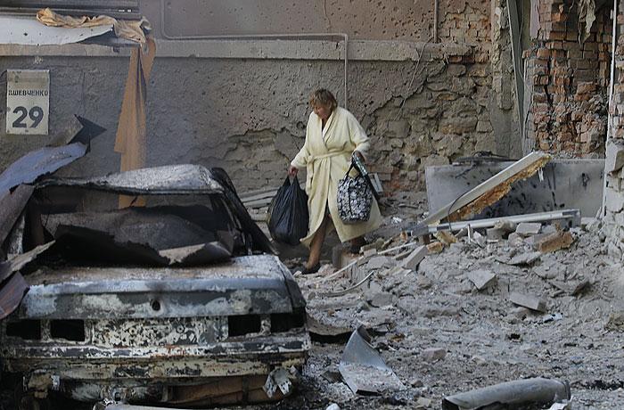 В ЛНР сообщили о 400 погибших жителях Луганска с начала военной операции