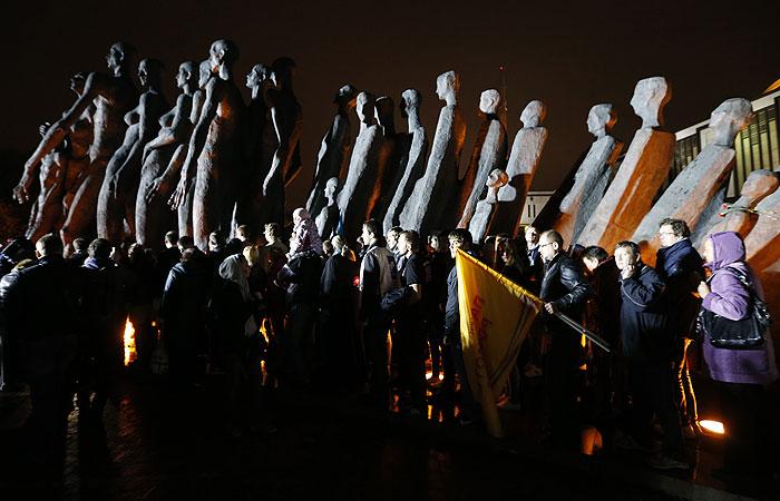 Полиция пообещала наказать организаторов акции на Поклонной горе