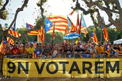 Мадрид обжалует в суде решение о проведении референдума в Каталонии