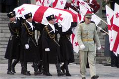 Тело погибшего грузинского премьера Зураба Жвании будет эксгумировано