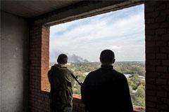 В ЕС связали новые санкции против России с судьбой аэропорта Донецка
