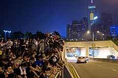Жители Гонконга не смогли добиться отставки главы правительства