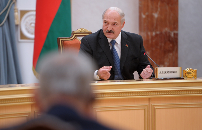 "Лукашенко заявил о непризнании ""проекта Новороссии"""