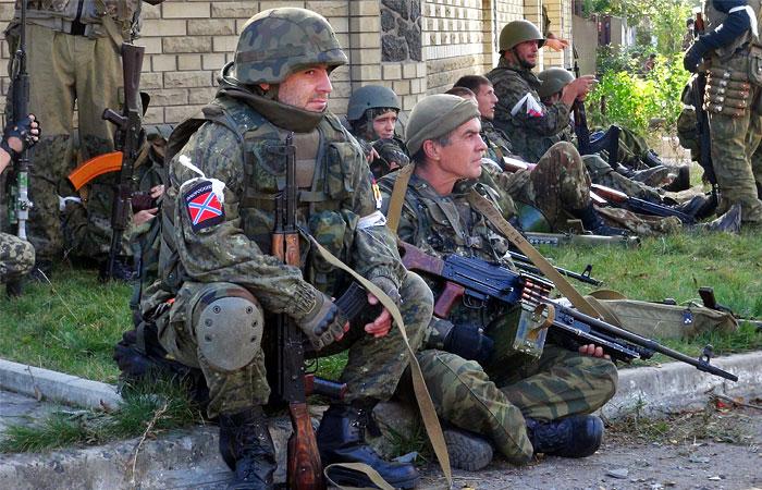 Стрельба по своим в ДНР назвали причины выхода Грузинского легиона из ВСУ
