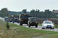 В результате ДТП в Ростовской области погибли пять военнослужащих
