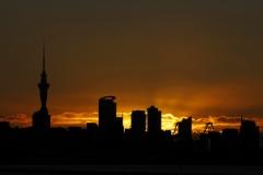 В Окленде произошло масштабное отключение электричества