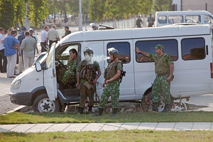 В центре Грозного предотвращен крупный теракт