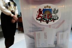 ЦИК Латвии объявил распределение мест в новом сейме