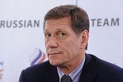 Жуков предложил сменить главу Российской федерации баскетбола