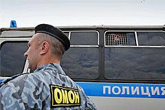 Арестованы два участника столкновения с полицейскими у мечети в Москве