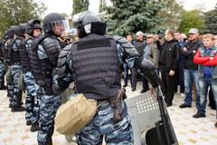 Задержаны более 20 участников массовой драки в больнице Минвод