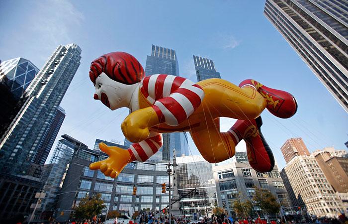 В благотворительном фонде McDonald's назвали возникшие к нему претензии беспочвенными
