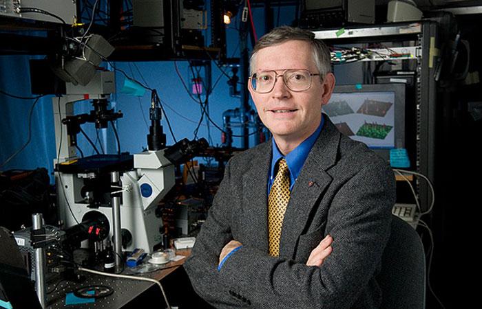 Нобелевская премия по химии присуждена за флуоресцентную микроскопию