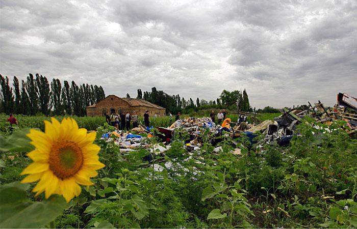 """Версию о мгновенной гибели пассажиров """"Боинга"""" под Донецком поставили под сомнение"""