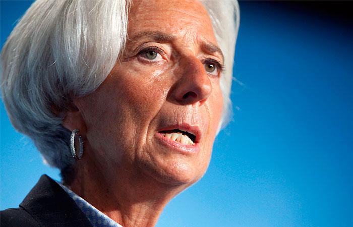 """Лагард пообещала исполнить """"танец живота"""" для одобрения реформы МВФ Конгрессом США"""
