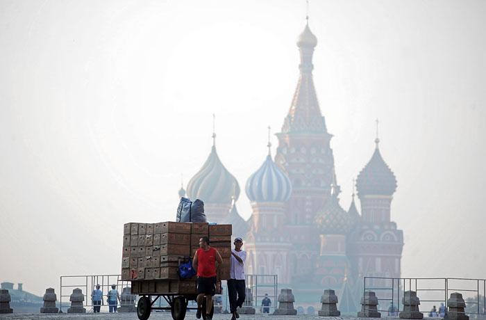 Экологи назвали источник запаха гари в Москве