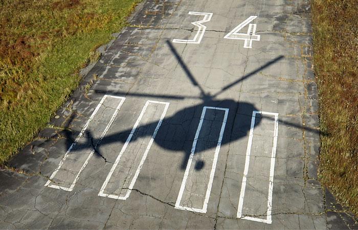 В Туве пропал вертолет Ми-8 с семью пассажирами