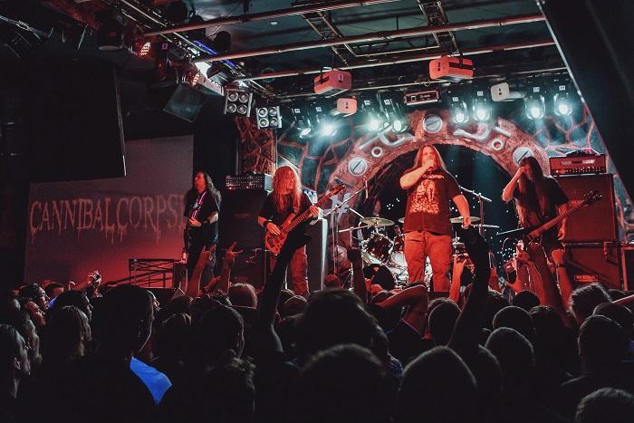 Московский концерт группы Сannibal Corpse отменили