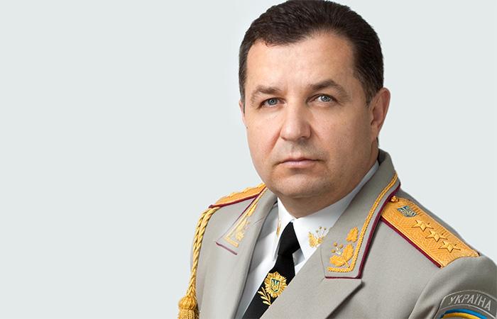Порошенко предложил назначить командующего Нацгвардией министром обороны