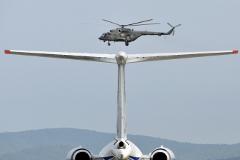 В Туве ввели режим ЧС в связи с поисками вертолета