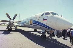 Путин поддержал идею разработки нового самолета на базе Ил-114