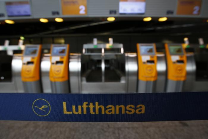 Летчики Lufthansa объявили о двухдневной забастовке