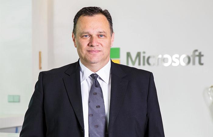 Павел Бетсис: Microsoft будет развиваться вместе с вектором импортозамещения в России