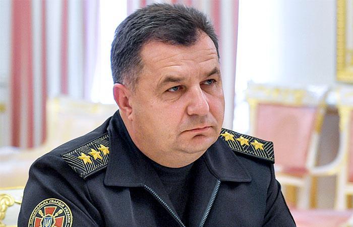 Рада одобрила назначение главы Нацгвардии министром обороны