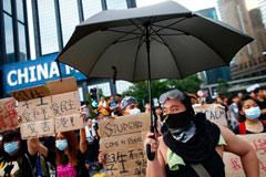 Власти Гонконга согласились на переговоры с протестующими