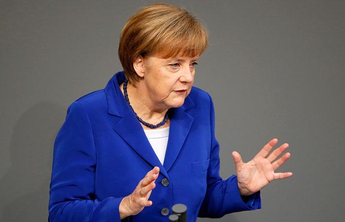Меркель заявила о невыполнении Россией части минских договоренностей