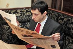 """Глава """"Газпром-Медиа"""" опроверг сообщения о намерении купить """"Ведомости"""""""