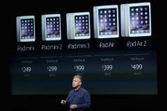 Apple показала очередной iPad и другие новинки