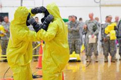 Обама отправил резервистов в Африку для борьбы с Эболой