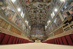 Ватикан впервые сдал Сикстинскую капеллу в аренду