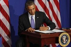 У Обамы отказались принять банковскую карту в нью-йоркском ресторане