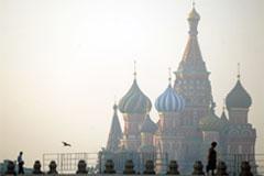 В Москве снова появился запах гари