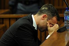 Писториус приговорен к пяти годам тюремного заключения