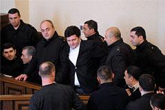 Экс-министр обороны Грузии получил 7,5 лет тюрьмы