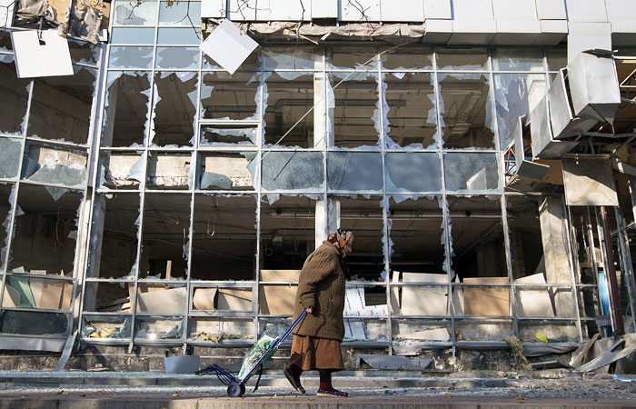 В ОБСЕ не подтвердили использование украинскими военными кассетных боеприпасов