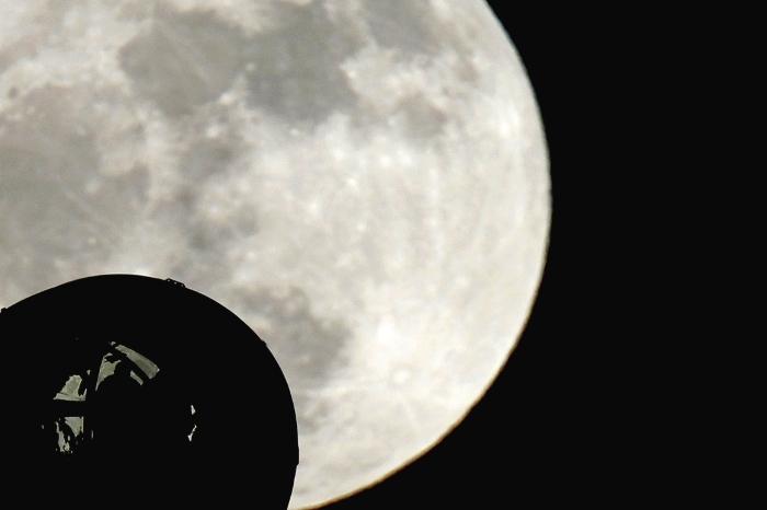Роскосмос выбрал для России лучшие территории на Луне