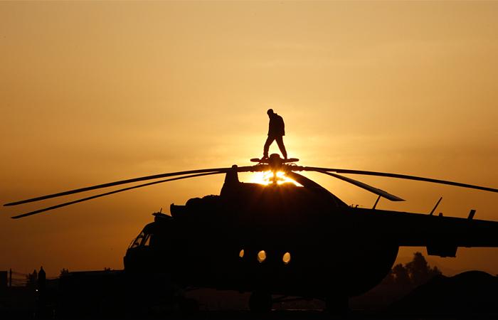 По факту исчезновения вертолета в Туве возбуждено уголовное дело