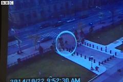 Канадская полиция обнародовала видео вторжения вооруженного мужчины в парламент