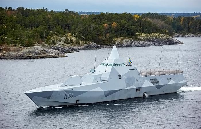 Шведские военные прекратили поиски иностранной подлодки