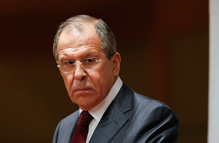 Лавров опроверг отправку российских инструкторов в Ирак