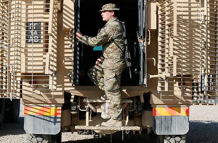 Великобритания завершила военную операцию в Афганистане