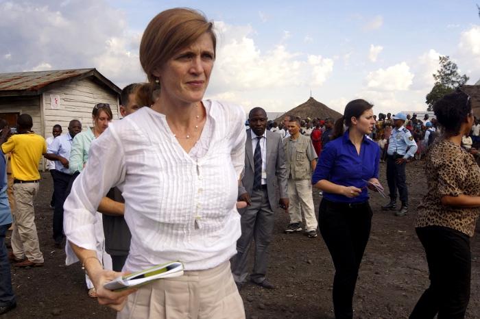 Постпред США при ООН отправилась в охваченные Эболой страны