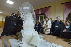 В Москве признали украинские выборы состоявшимися