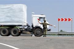 Россия отправит четвертый гуманитарный конвой на юго-восток Украины